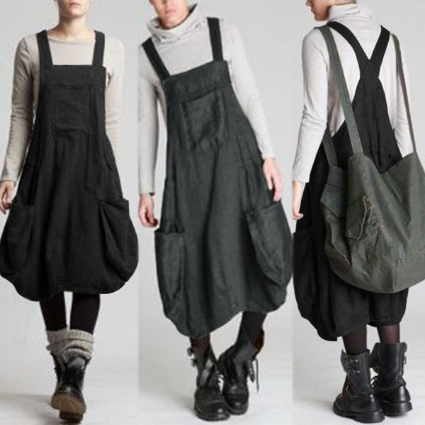 strappyromper, Plus Size, dungaree, Dress