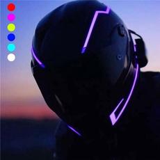 Helmet, led, Led Lighting, lights