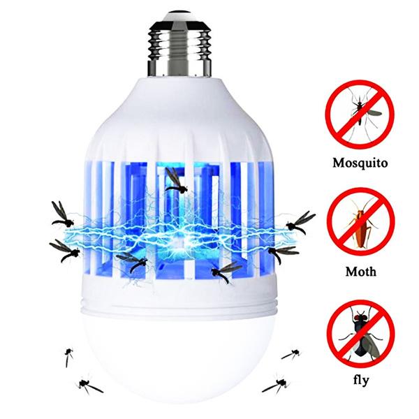 Light Bulb, bugzapper, Outdoor, led