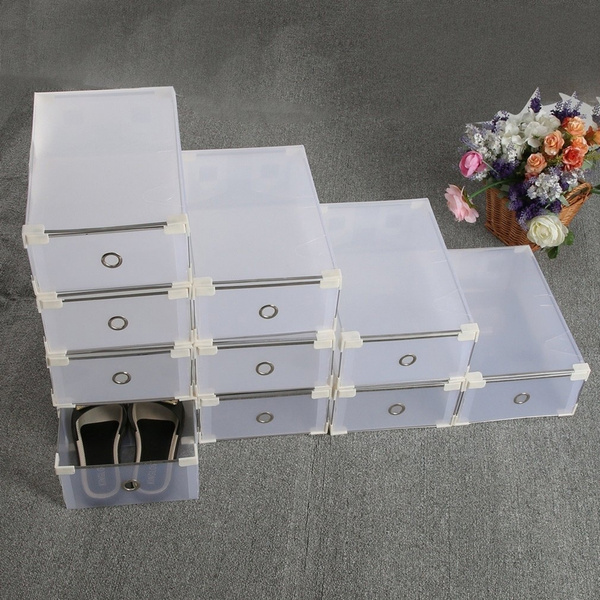 Box, case, shoescontainer, shoescabinet