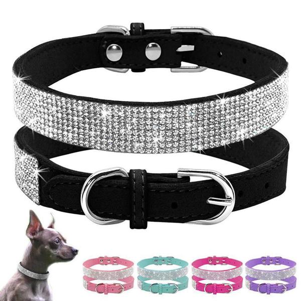 cute, Collar, DIAMOND, Dog Collar