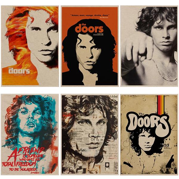 Decor, posters & prints, retro style, Home & Living