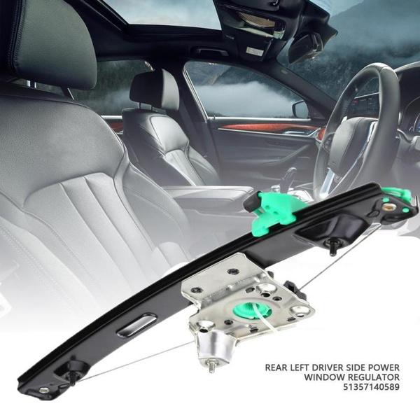 51357140589, windowregulatordriver, Door, rearleftpowerwindowregulator