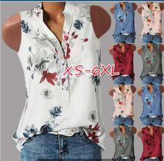 Summer, Vest, Plus Size, tank top