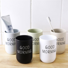 water, Bathroom, mouthwashcup, Cup