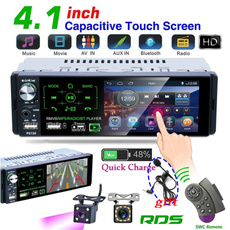 Touch Screen, carstereo, usb, bluetoothcarplayer