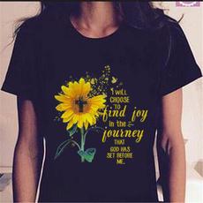 sunflowertshirt, faithtshirt, godshirt, godtshirt