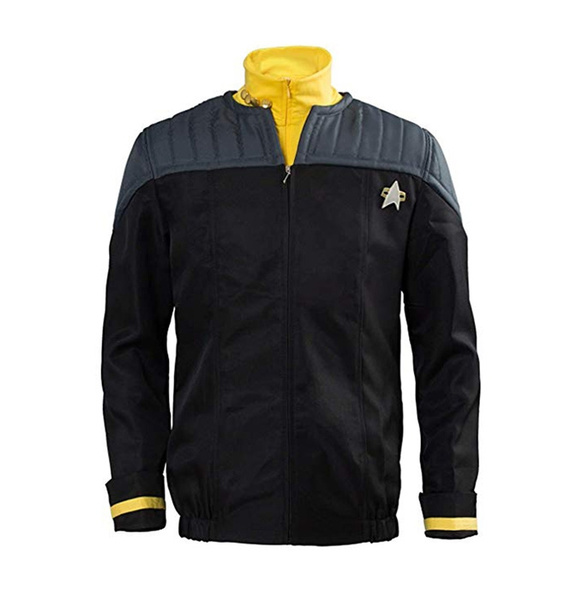 startrekmenjacket, Two-Piece Suits, Cosplay, Spring/Autumn