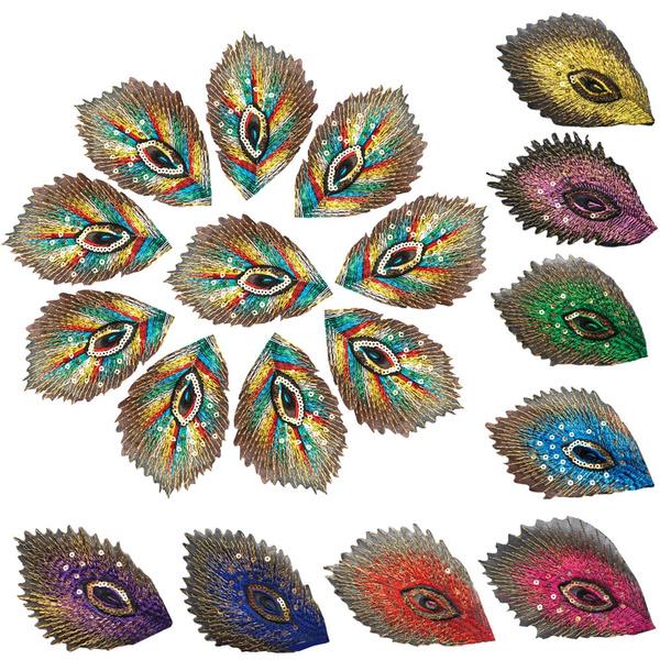 rainbow, Fashion, Iron, peacock