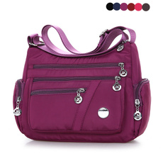 Shoulder Bags, Fashion, lights, fashionwaterpoofbag