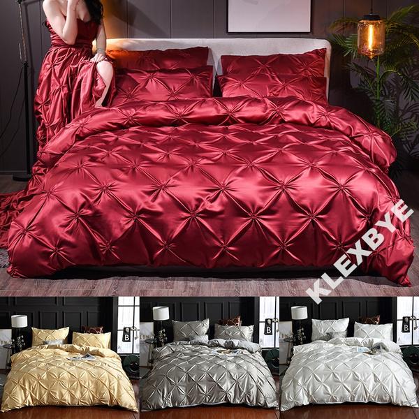 beddingkingsize, King, silk, Home Decor