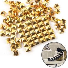 pyramidrivet, squarespike, Fashion, Stud