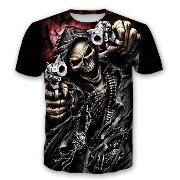 skull3dcamisetatshirt, skull3dprinttshirt, skull3dtshirt, womentshir