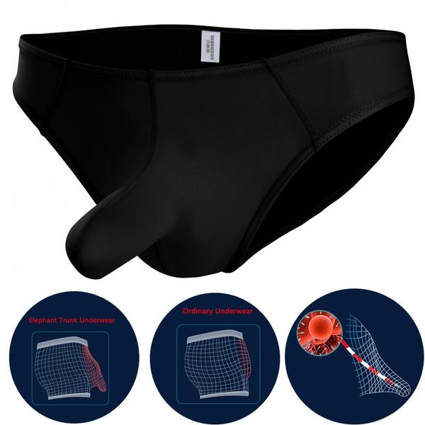 Underwear, mens underwear, Elastic, Breathable