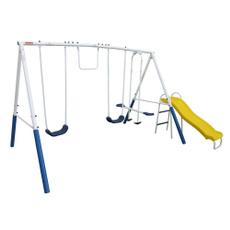 Blues, swingset, playgroundset, kidsswingset
