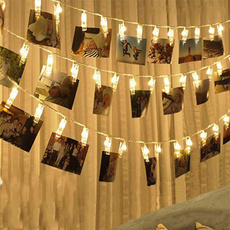 Pictures, photoclipsstring, led, Christmas