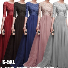 Lace, Formal Dress, Evening Dress, Dress
