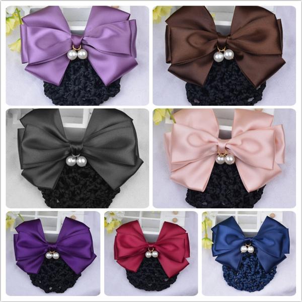 bowknot, headdress, Barrettes, headgear