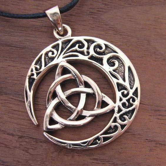 celticknot, Jewelry, wicca, celticnecklace