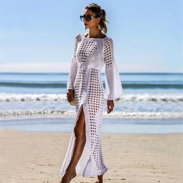 blouse, knitwear, long skirt, Fashion