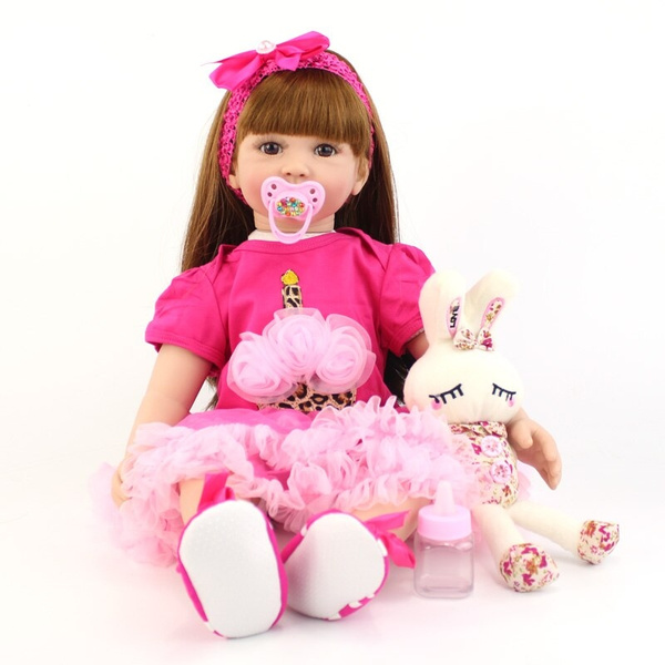 toddlergirl, Toddler, rebornbabydoll, doll