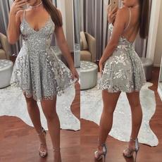 Club Dress, Fashion, Lace, Evening Dress