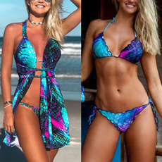 Summer, sexy bathing suit, bikini set, sexy swimsuit