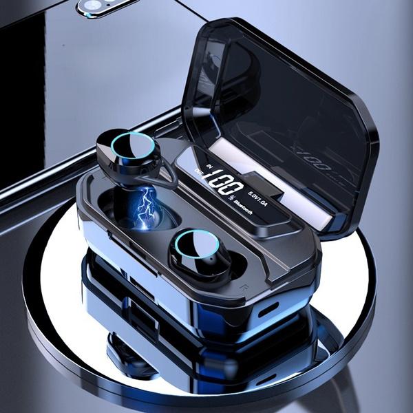 Box, Mini, noisecancelingearphone, touchcontrol