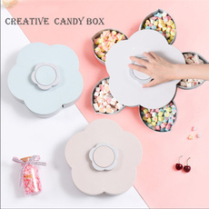 Box, candybox, flowershape, foodboxstorage