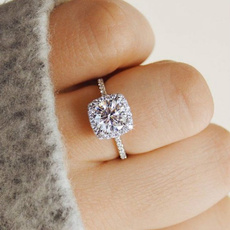 Sterling, DIAMOND, Princess, Gifts
