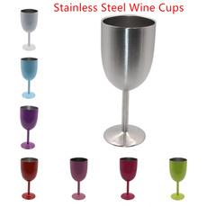 Steel, Home & Office, Bar, Goblets