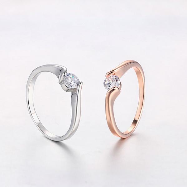 Fashion, wedding ring, gold, Women's Fashion