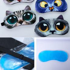 cute, eyeprotection, sleepinggoggle, eye