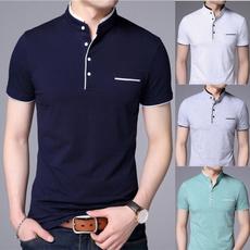 Summer, Fashion, Polo Shirts, Sleeve