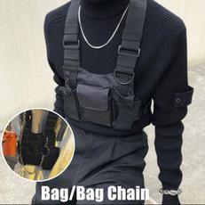 Hip Hop, Waist, Chain, Bags