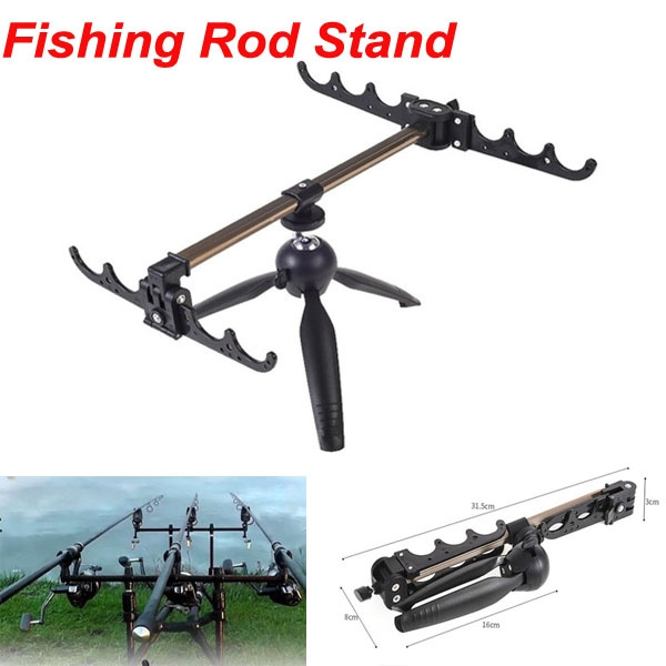fishingrodholder, fishingrodstand, fishingholder, Fishing Tackle