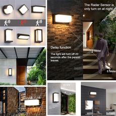lampada, lampe, Outdoor, led