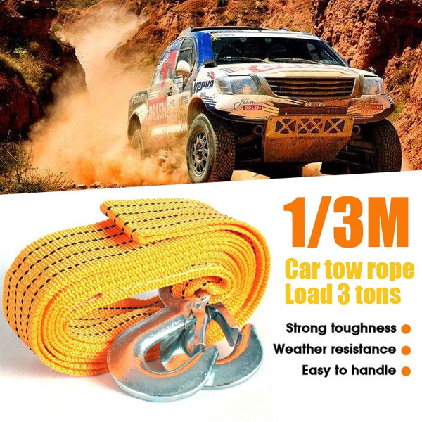 Rope, frontbumper, pullrope, rearbumper
