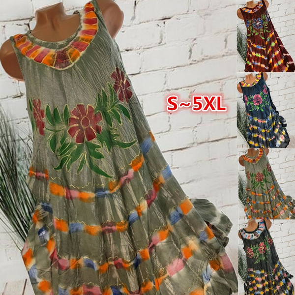 women dress, dressesforwomen, Floral print, Summer