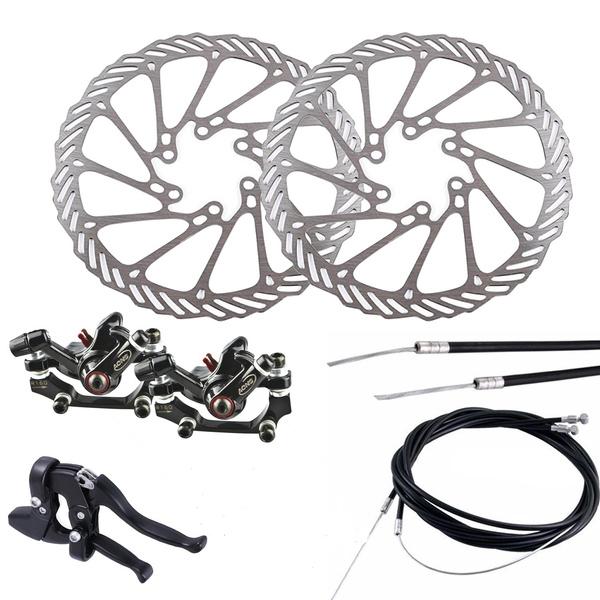 bicyclebrake, mechanicaldiscbrake, Bicycle, Mountain