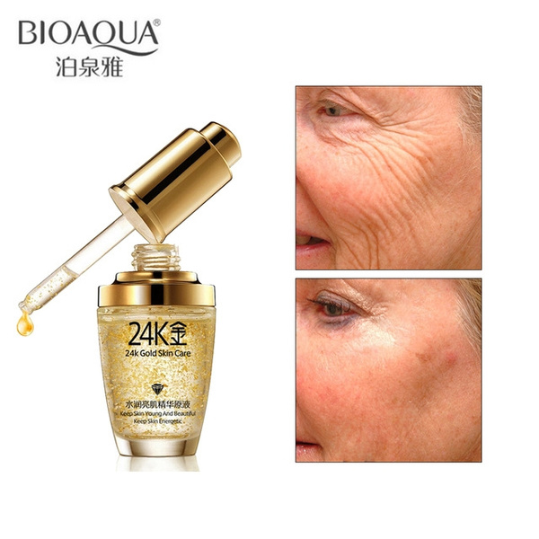 bioaqua 24k gold skin care