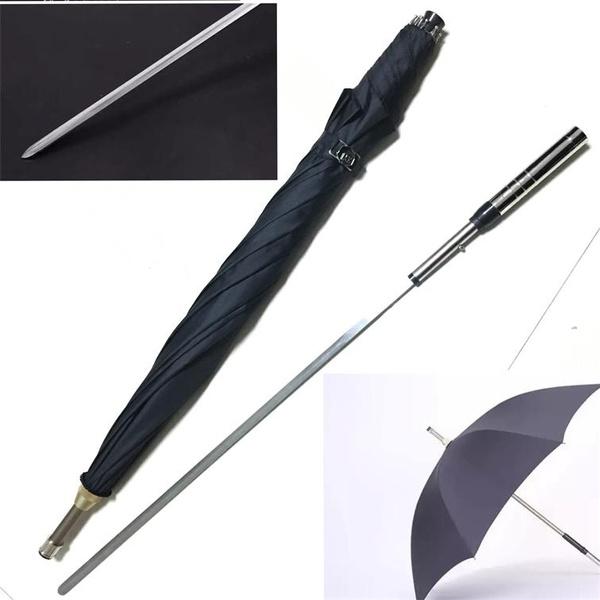 personalityumbrella, Umbrella, swordumbrella, longhandleumbrella