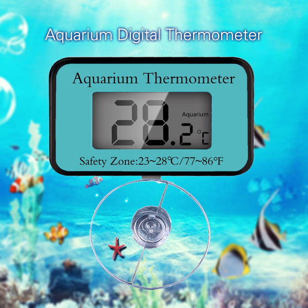 aquariumthermometer, aquariums, lcdthermometer, Battery