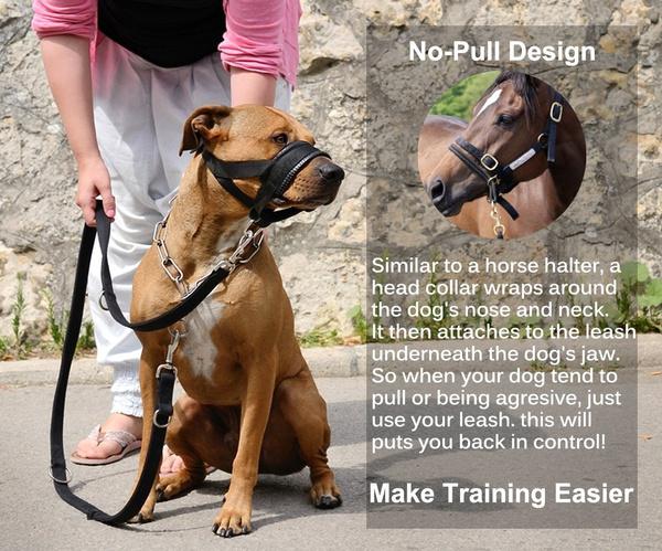 muzzle, Adjustable, Pets, Dogs