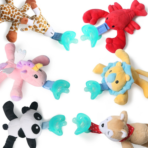 pacifier, silicagelnipple, Toy, Animal
