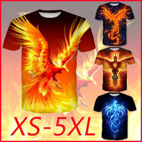Summer, birdtshirt, 3dmentshirt, Shirt