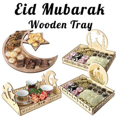 tablewaredisplay, ramadandecor, Wooden, Dessert