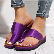 Summer, Flip Flops, Plus Size, comfy