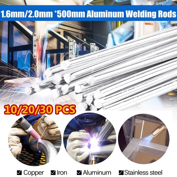welderstick, repair, Aluminum, brazingrod
