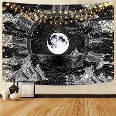 art, Home Decor, Blanket, hippietapestrie